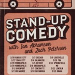 Ian+Abramson+%26+Zach+Peterson+Presented+By+Floodwater+Comedy+Festival